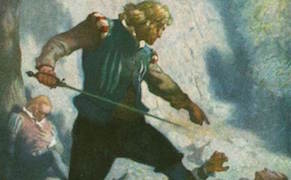 Post image for FBI Offers Reward for Two Stolen N.C. Wyeth Paintings