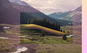Post image for Hyperreal Landscapes, Digitally Transformed