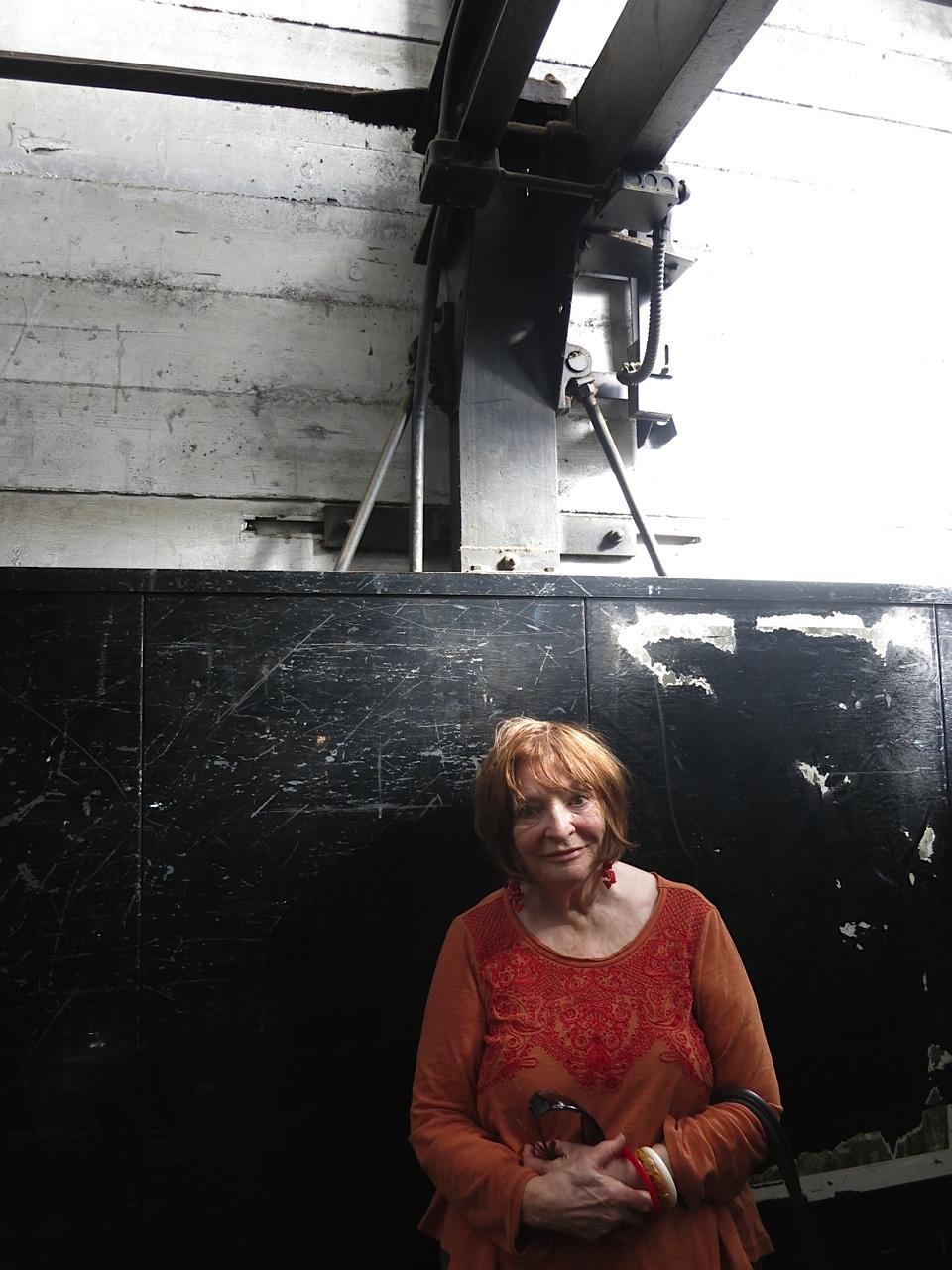 Elaine Badgley Arnoux (image courtesy the artist) (click to enlarge)