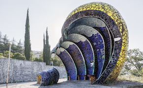 Post image for The Whimsical Forms of Soviet Bus Stops