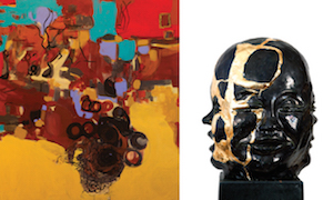 Post image for 'Figuring Abstraction': A 15-Woman Exhibition at Westbeth Gallery