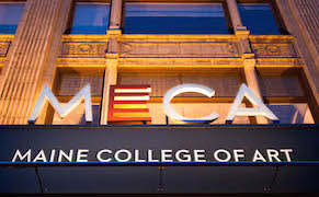 Post image for Earn Your MAT at Maine College of Art (MECA)