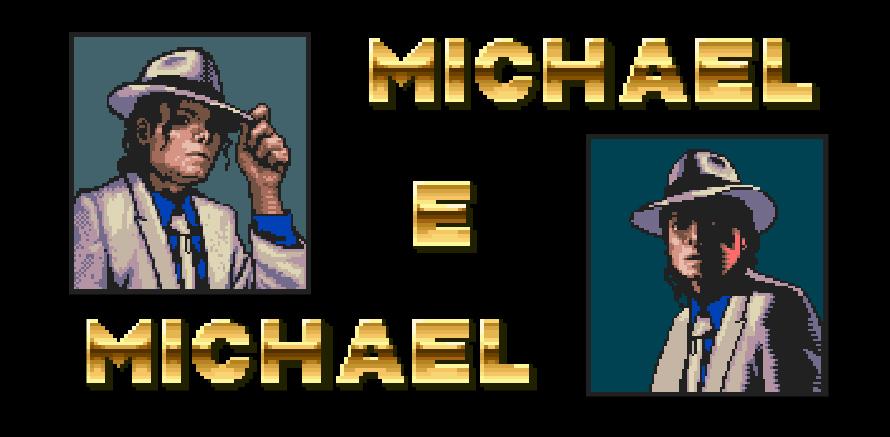 Screenshot of Aaron Meyers's 'Michael E Michael'