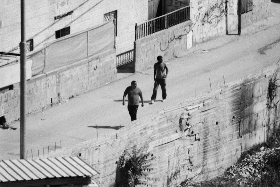 "Miki Kratsman, ""Targeted Killing (4)"" (2010), digital print, 116X170 cm (all images courtesy the artists)"