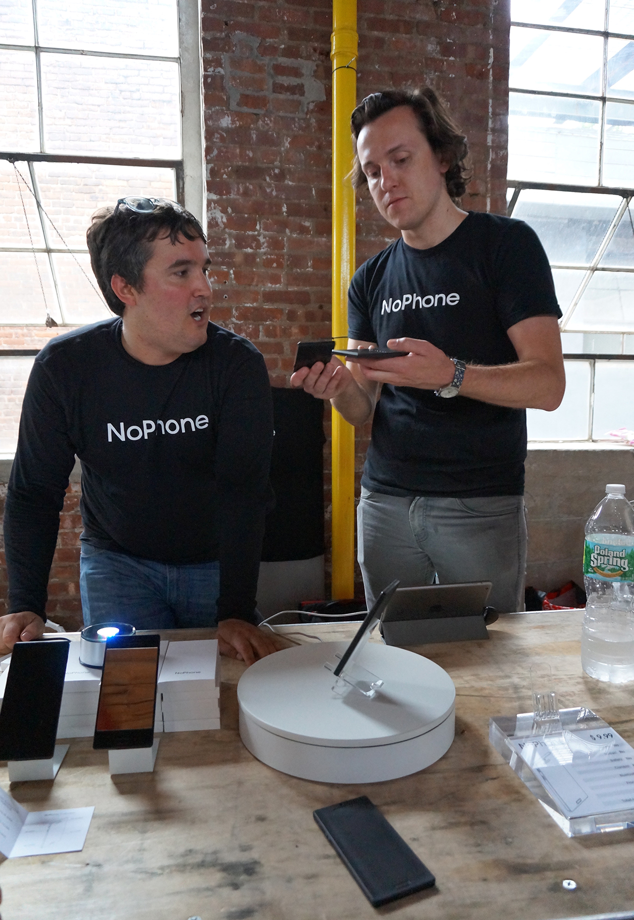 The NoPhone guys