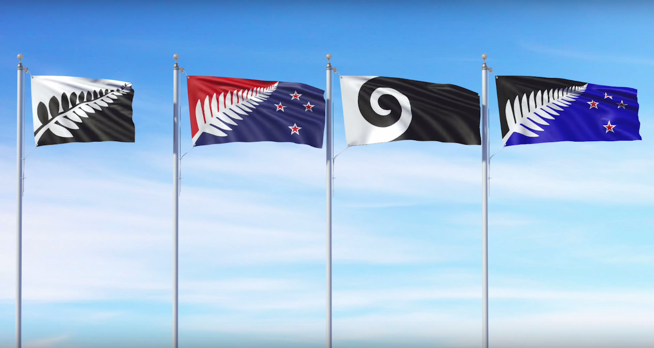 New Zealanders Embarrassed by Finalists for National Flag and