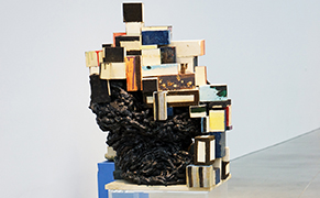 Post image for Arlene Shechet's Unified Theory of Ceramics