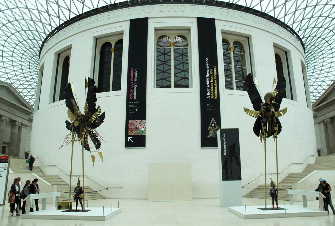 British Museum Of Nature