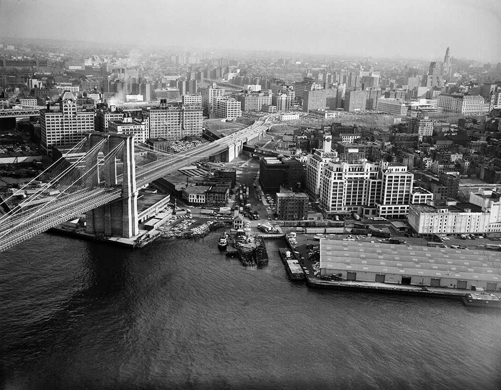 Photos Of Brooklyn S Waterfront Show A Century Of Change