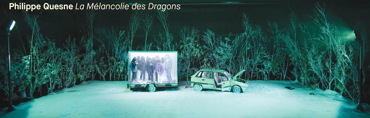 """Philippe Quesne, """"La Mélancolie des Dragons"""" (via facebook)"""