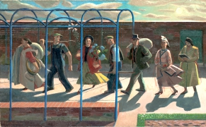 Post image for The British Government's Only Woman Artist in WWII Finally Gets a Retrospective