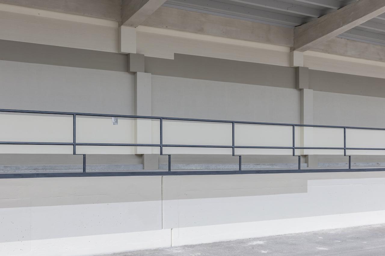 Kunst am Bau HeK / Bitniks