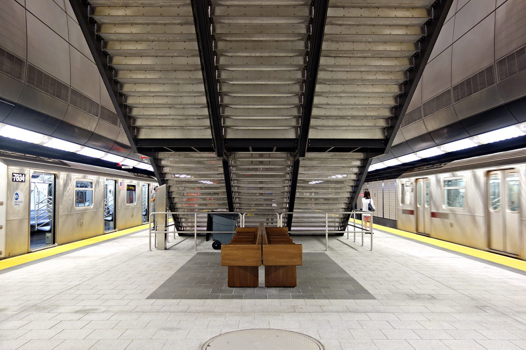 Various Visions Of The Future In Nyc S First New Subway