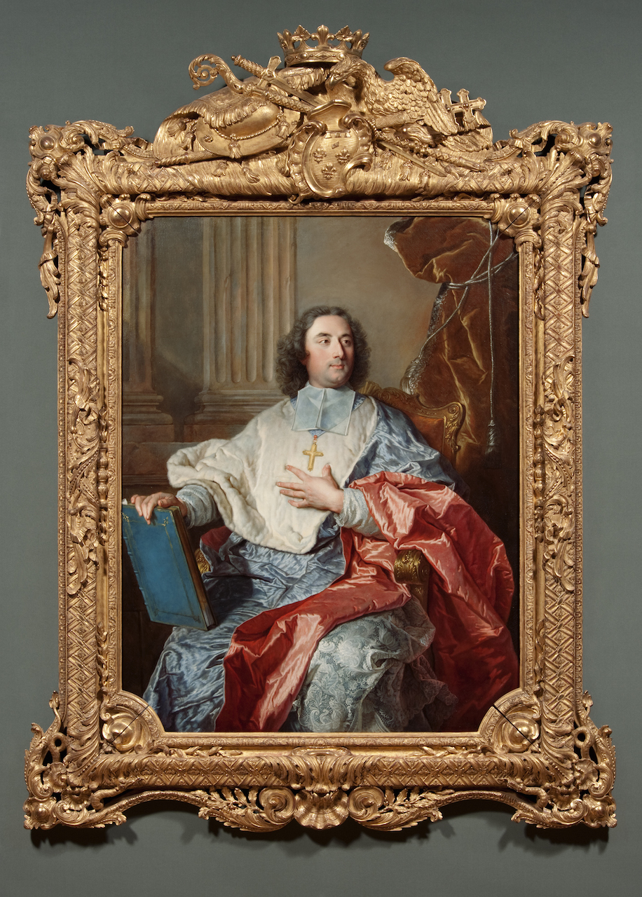 A French History Of Gold Gilded And Fancy Frames