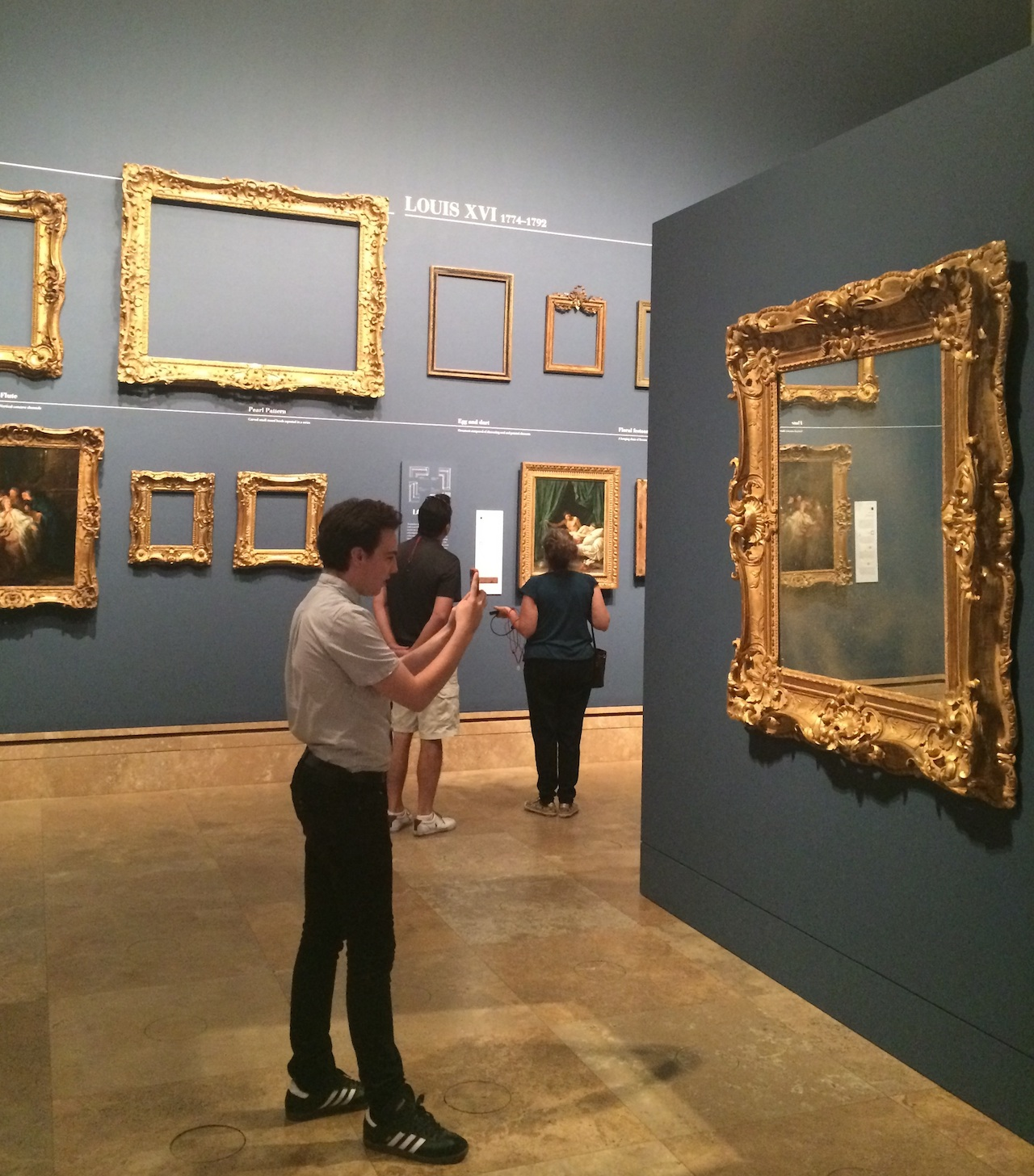 Tests Com Reviews >> A French History of Gold, Gilded, and Fancy Frames