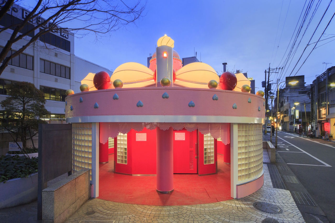 Japan Wipes Away Pretentiousness with Art Festival Devoted to Toilets