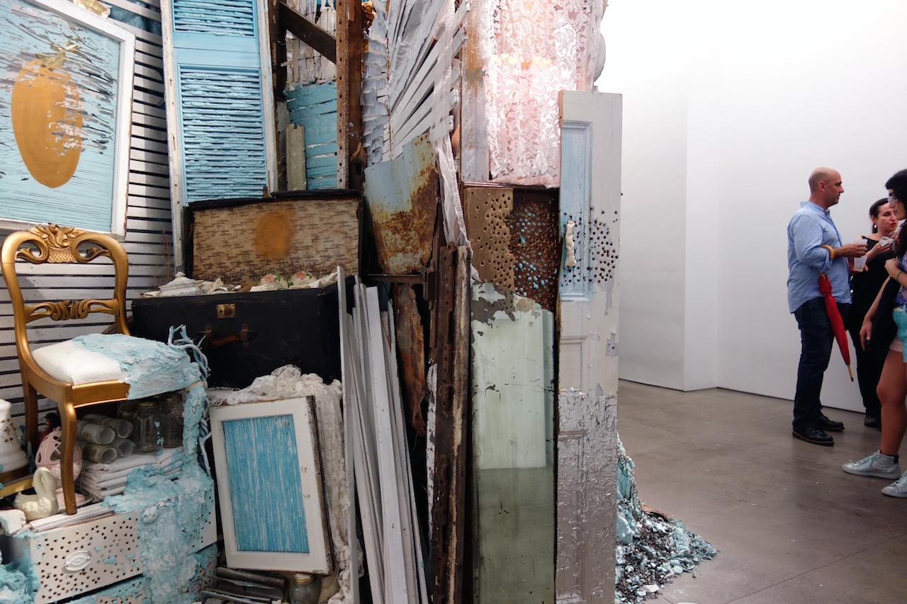 """Julie Schenkelberg, """"Embodied Energies"""" (2015) at Asya Geisberg Gallery"""