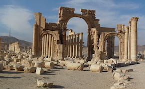 Post image for ISIS Destroys Palmyra's 1,800-Year-Old Arch of Triumph