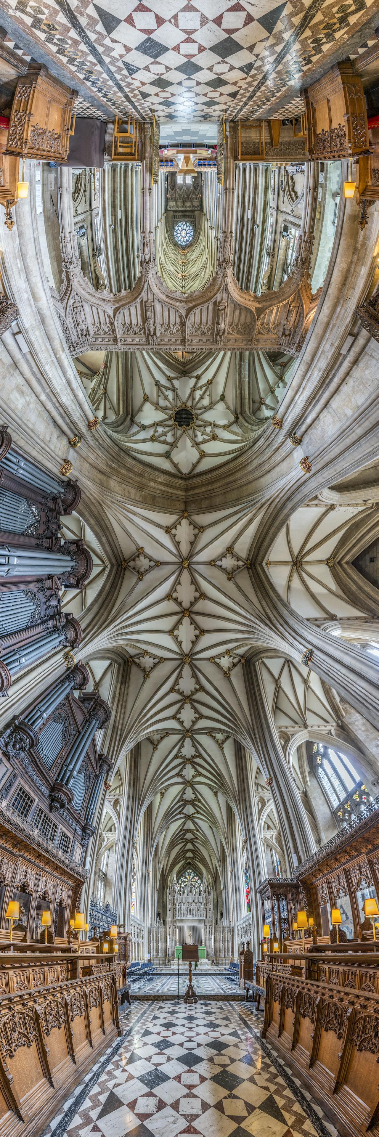 Richard Silver, Bristol Cathedral in Bristol, England