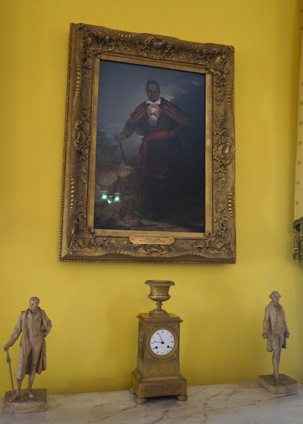 New Histories and Heroes Grace the Walls of NYC\'s Mayoral Mansion