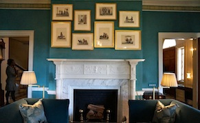 Post image for New Histories and Heroes Grace the Walls of NYC's Mayoral Mansion