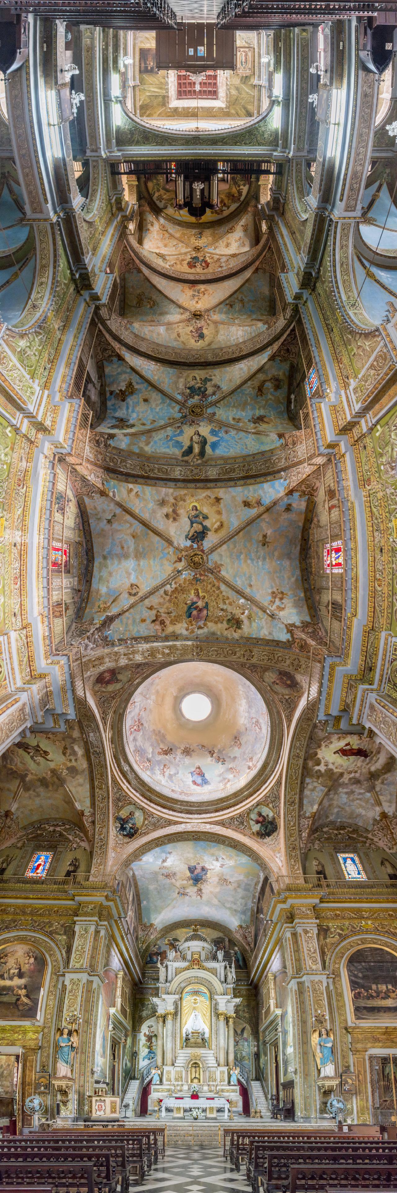 Iglesia De La Merceo Havana Cuba
