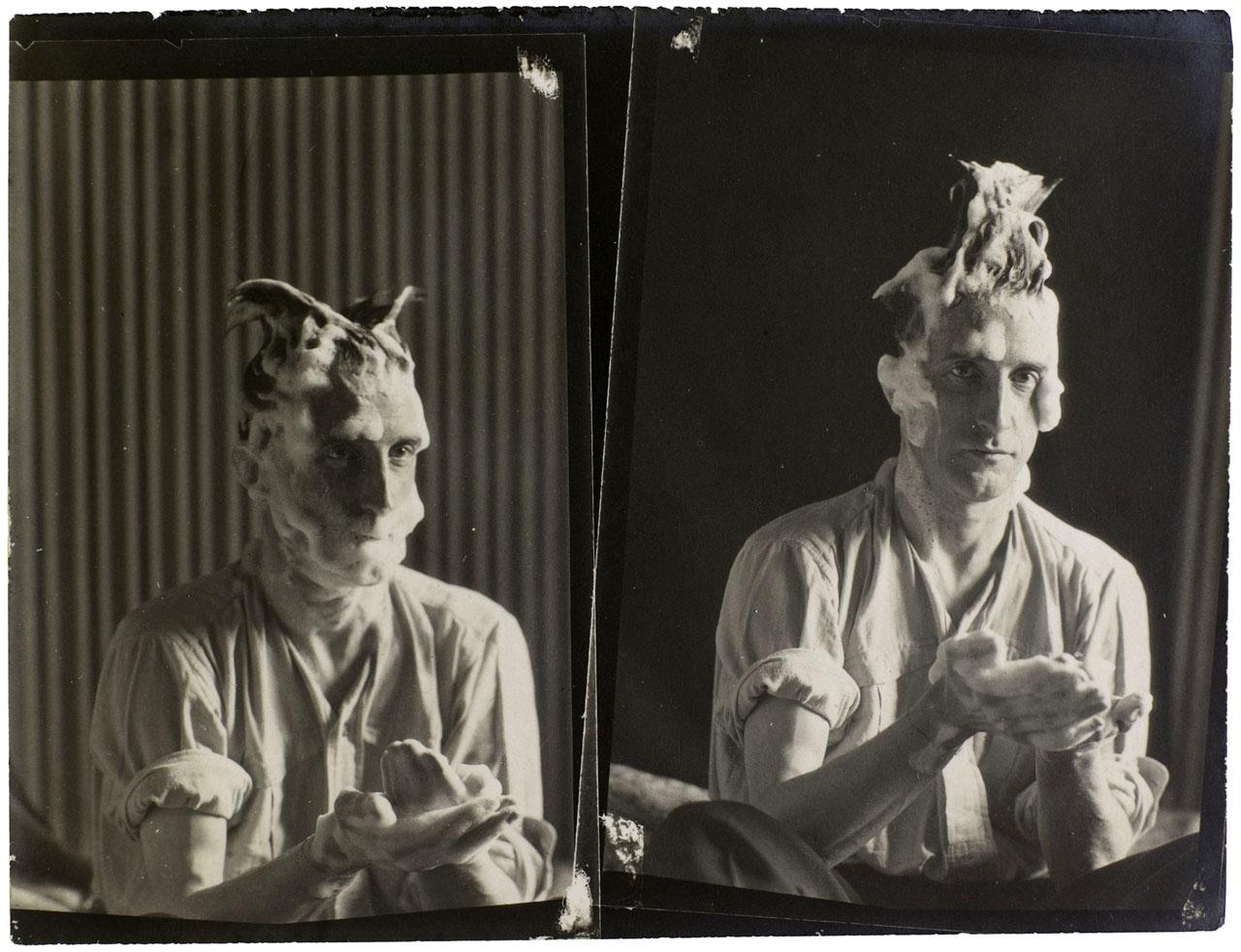 """Man Ray, """"Marcel Duchamp Obligation pour la Roulette de Monte Carlo"""" (1924) (courtesy the Centre Pompidou, © Man Ray Trust, Adagp Paris 2015)"""