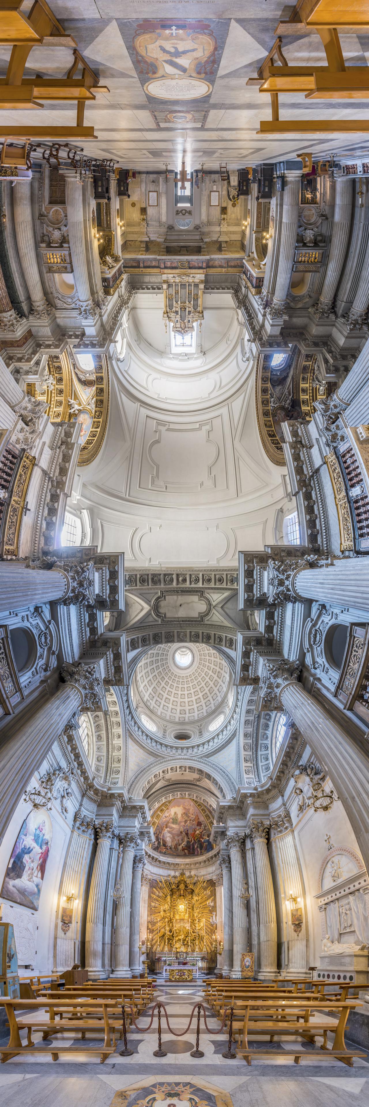 Parrocchia S Maria In Portico Campitelli Rome
