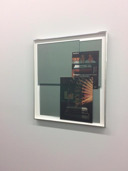 """Eduardo Consuegra, """"Untitled Collate"""" (2015)"""