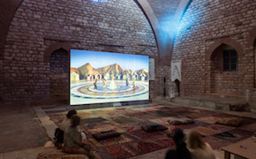 Post image for Chasing Ghosts Through Bathhouses and Cisterns at the 14th Istanbul Biennial