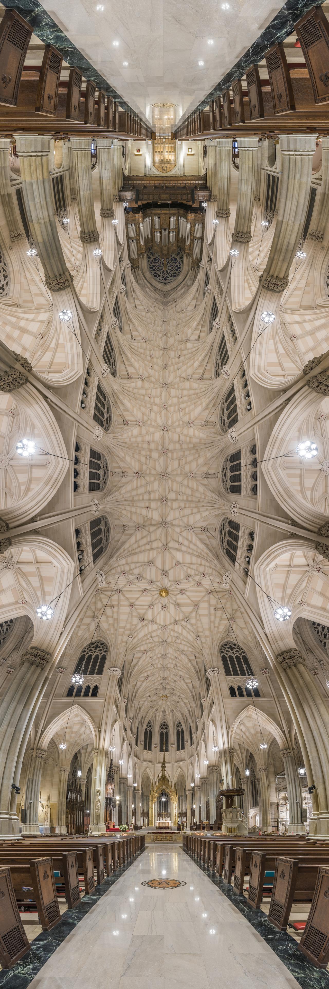 St Patricks Cathedral NY