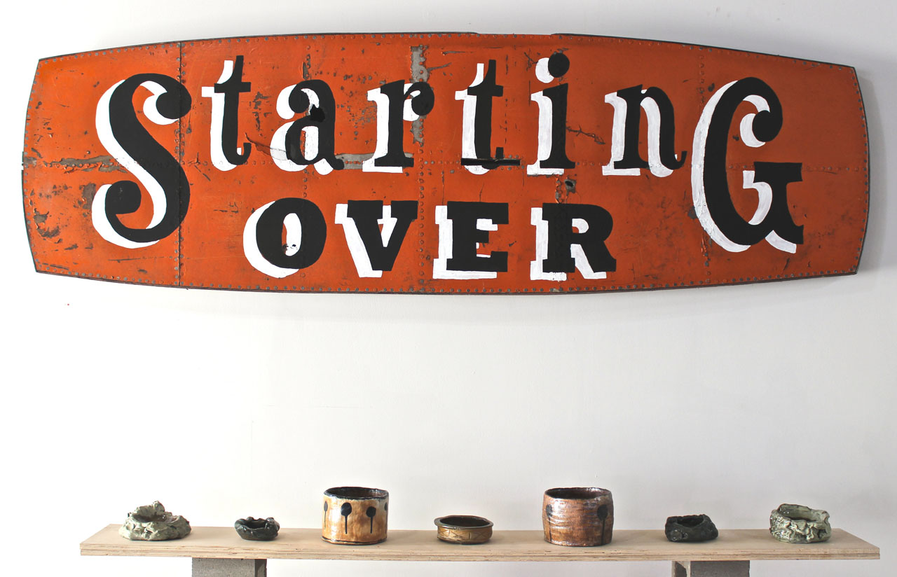 """Nathan Tonning, """"Starting Over"""" and """"Planters A-G"""""""