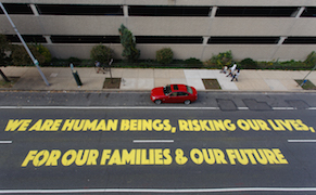 Post image for Public Art in Philadelphia Tells the Stories of the Undocumented