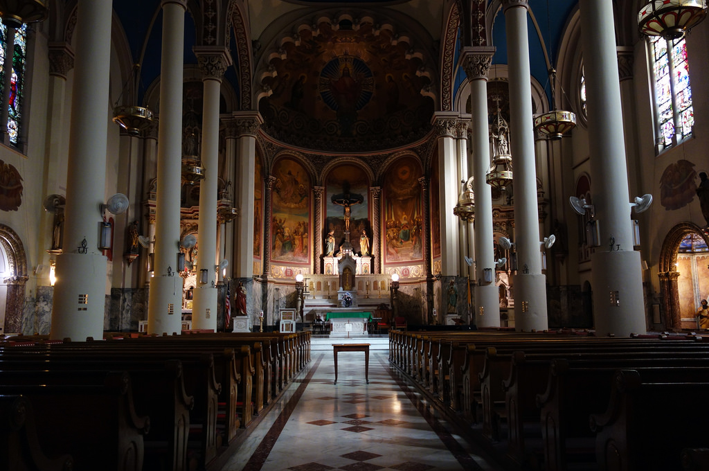 Church of the Most Holy Redeemer