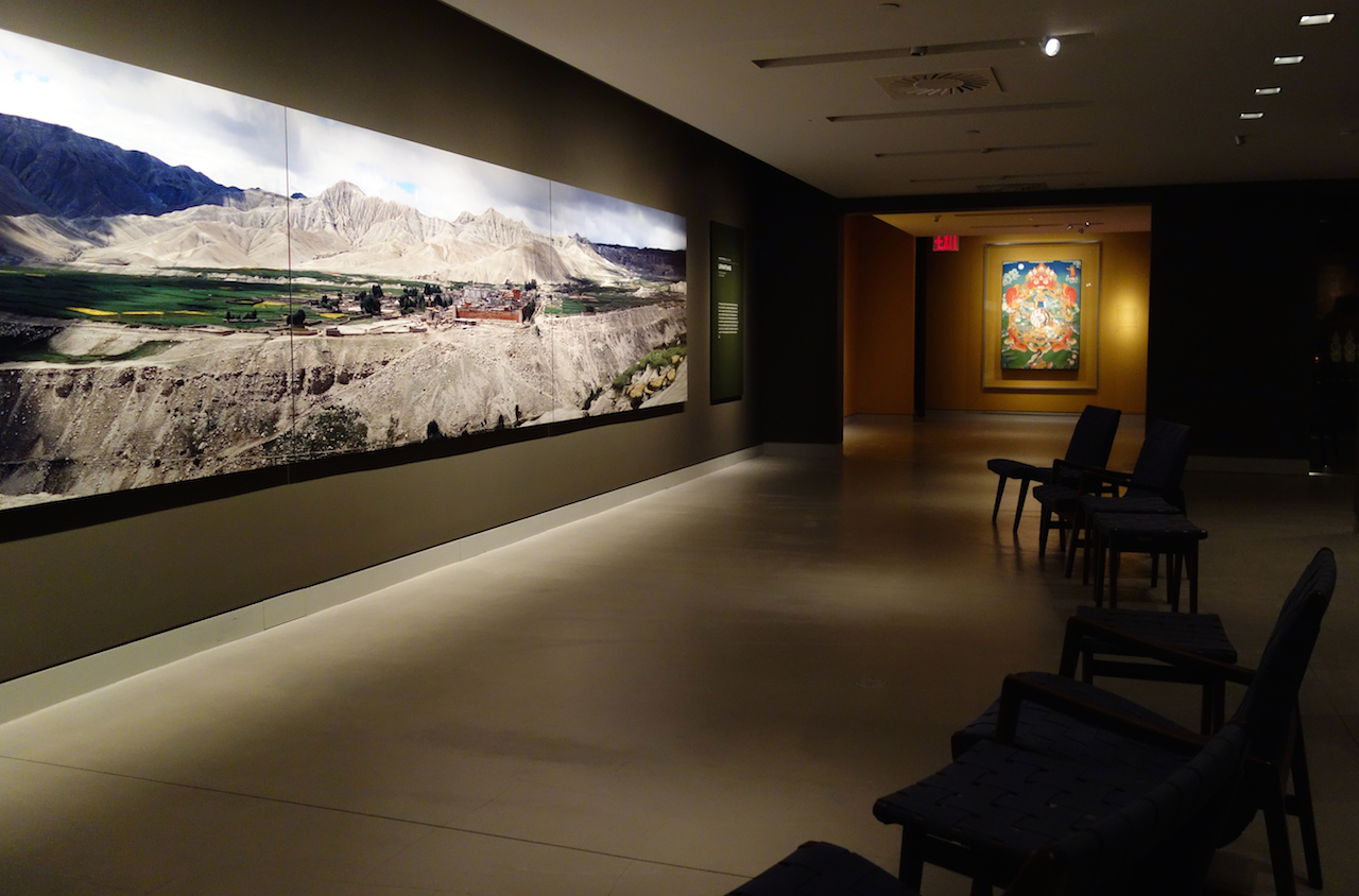 'Sacred Spaces' exhibition view