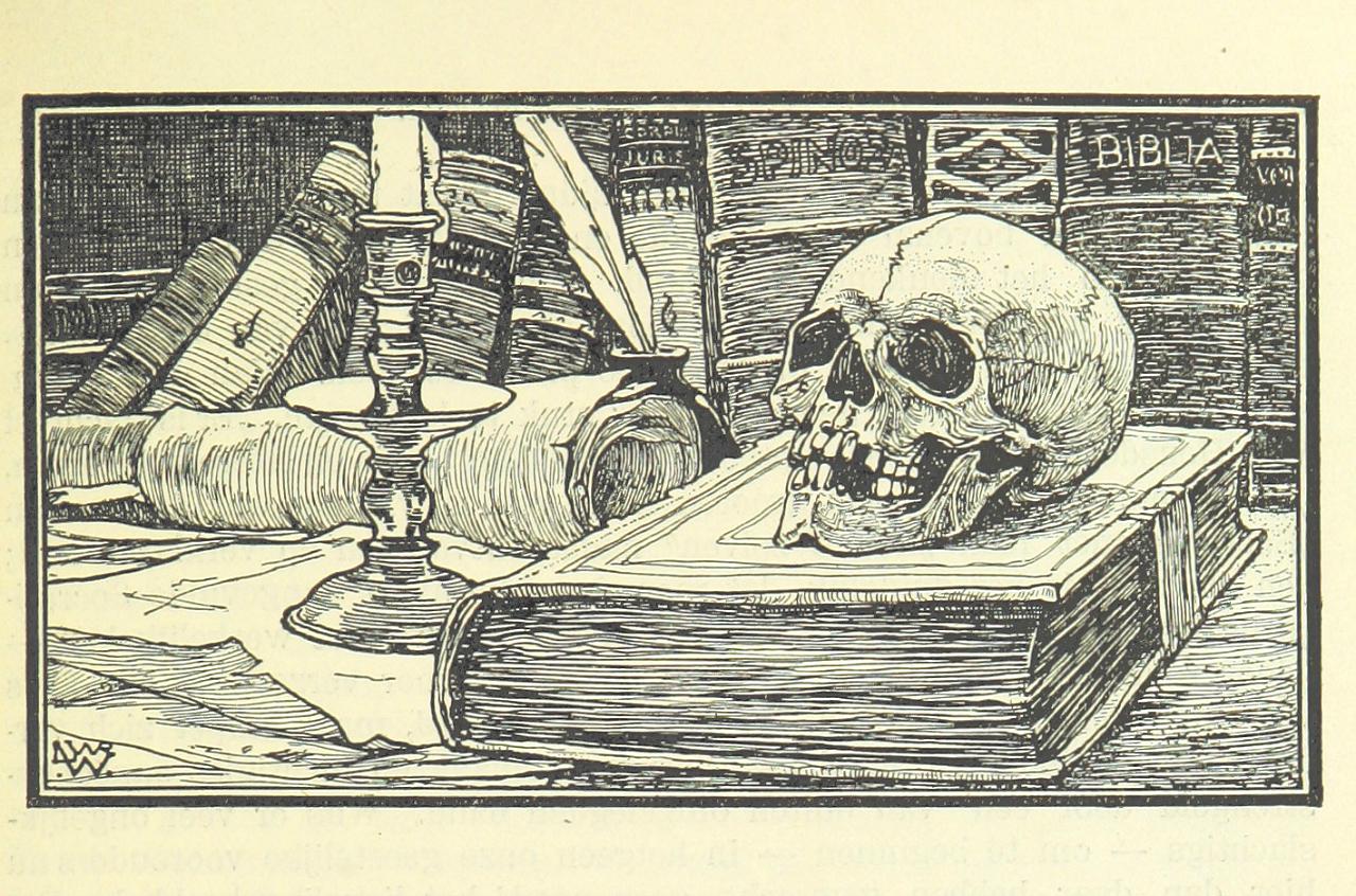 """Illustration from """"Eene halve Eeuw, 1848-1898. Nederland onder de regeering van Koning Willem den Derde en het Regentschap van Koningin Emma door Nederlanders beschreven onder redactie van Dr P. H. Ritter. 3e ... uitgave, etc"""" by Pierre Henri Ritter the Elder (1898) (via British Library/Flickr)"""