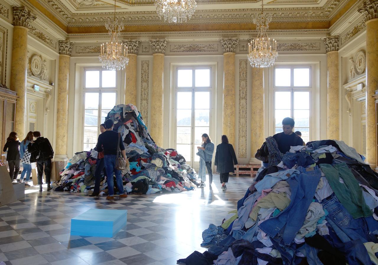 "Christian Boltanski, ""Dispersion"" (1991-2015)"