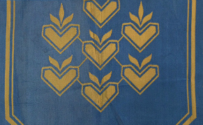 Post image for Cooper Hewitt Acquires Historic Textile Designed for UN Security Council