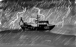 "Post image for Interactive Comic Commemorates the Tragic Story of the Vietnamese ""Boat People"""