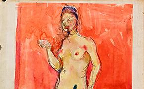 Post image for Inside Richard Diebenkorn's Revelatory Sketchbooks
