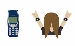 Post image for A Reason to Headbang: Finland Makes National Emojis
