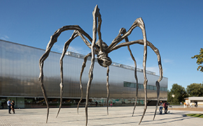 Post image for Louise Bourgeois's Anxieties Find a Home in Moscow's Art Garage