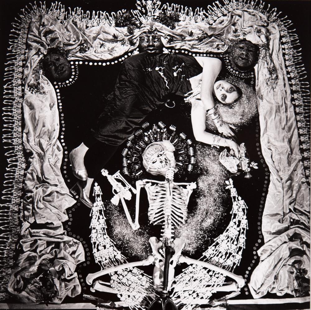 Grotto of Madame la Mort 1982