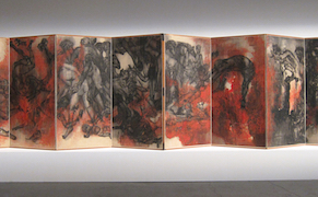 Post image for The Historic Painted Panels That Exposed the Hell of Hiroshima