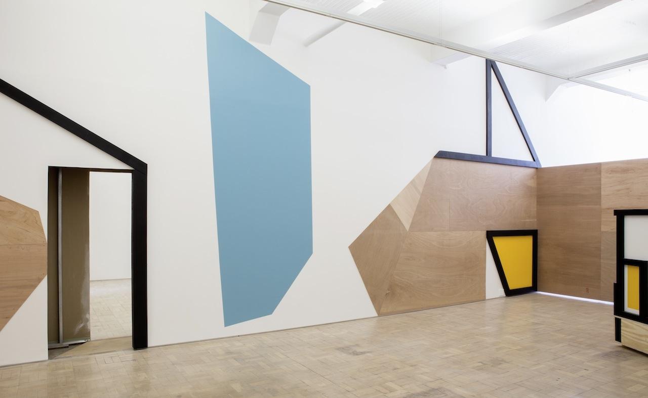 Serge Alain Nitegeka - Installation view