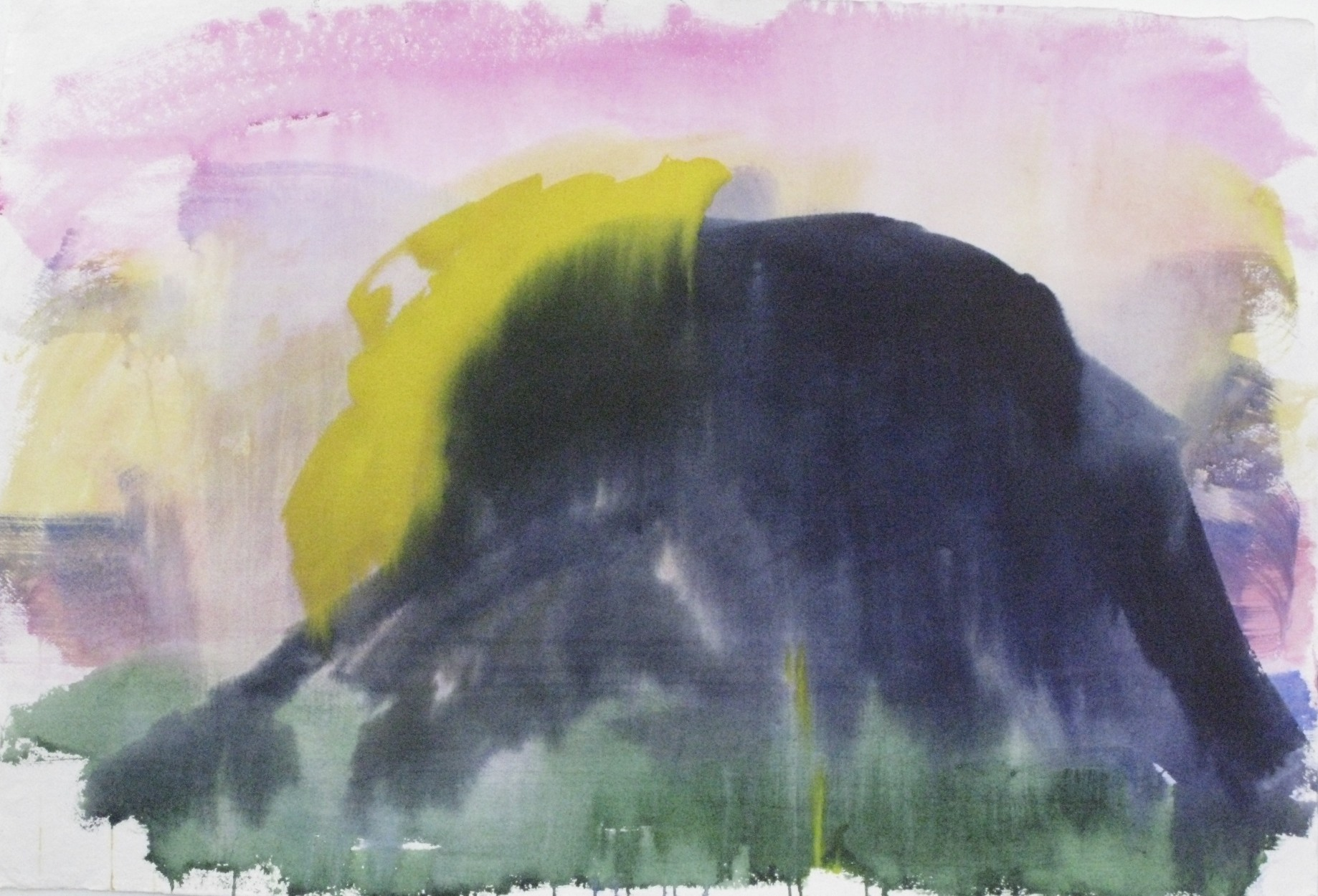 Watercolor-3 2012 28 x 40