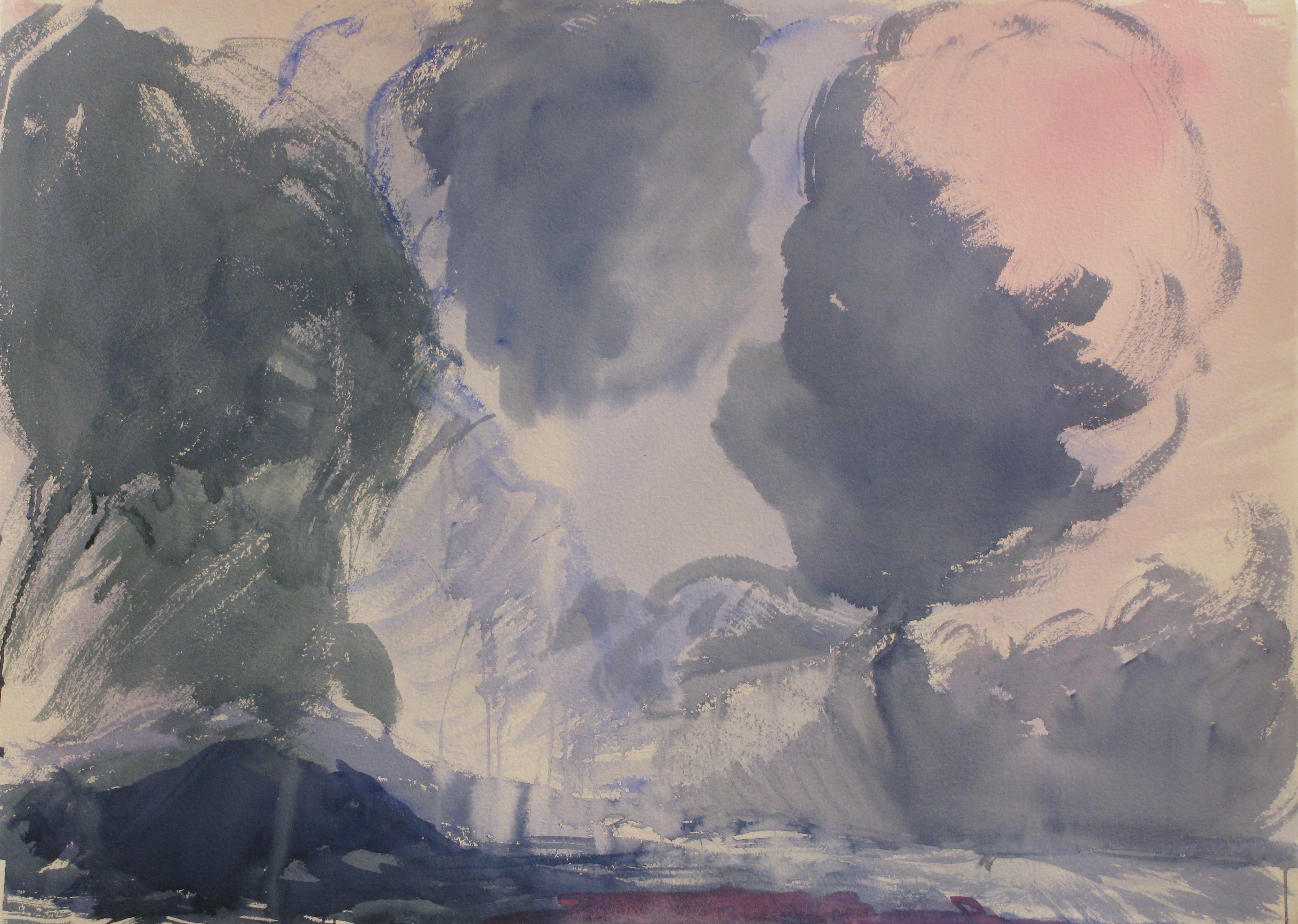 Watercolor-4 2012 29.75 x 41.5