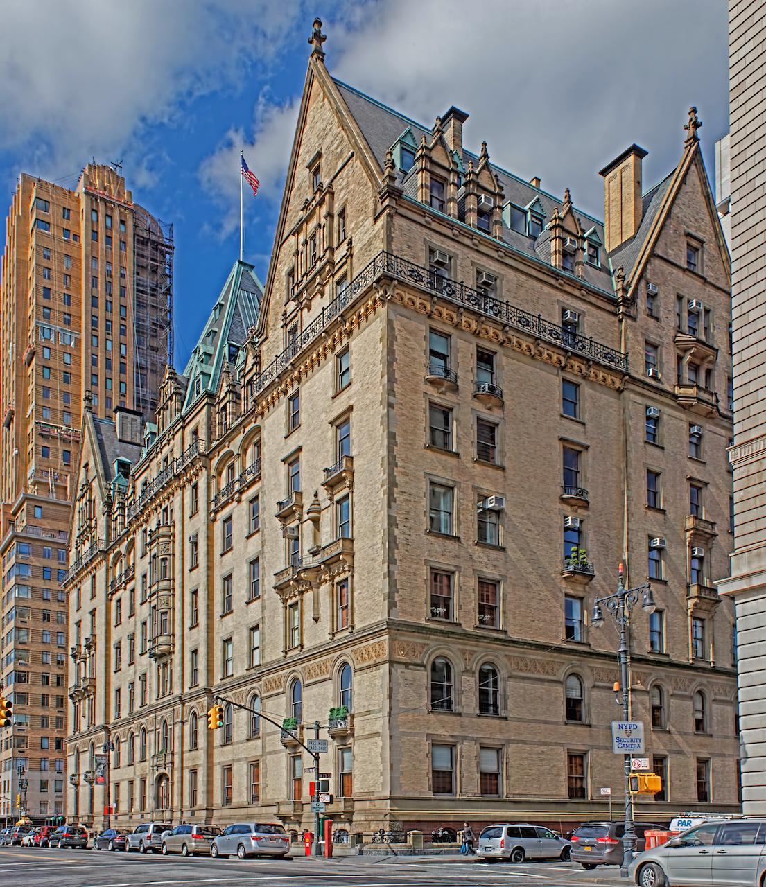 The Decadent Dakota: New York's Luxury Apartment Pioneer