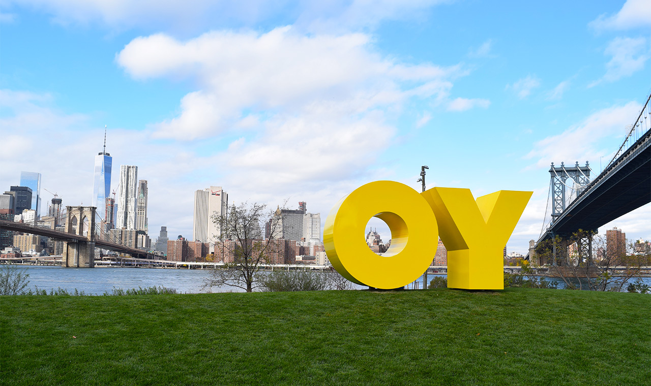 yo make deborah kass s public sculpture in brooklyn permanent