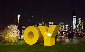 Post image for Yo, Make Deborah Kass's Public Sculpture in Brooklyn Permanent!